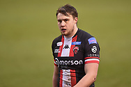 Jack Wells (26) of Salford Red Devils during the game