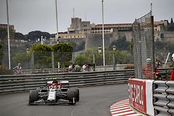 May 23, 2019 - Monte Carlo, Monaco - Motorsports: FIA Formula One World Championship 2019, Grand Prix of Monaco, ..#99 Antonio Giovinazzi (ITA, Alfa Romeo Racing) (Credit Image: © Hoch Zwei via ZUMA Wire)