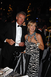 COUNT LEOPOLD VON BISMARCK and COUNTESS MAYA VON SCHONBURG at the Ark 2007 charity gala at Marlborough House, Pall Mall, London SW1 on 11th May 2007.<br />