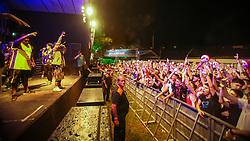 Batalha Final durante a 25ª edição do Planeta Atlântida. O maior festival de música do Sul do Brasil ocorre nos dias 31 Janeiro e 01 de fevereiro, na SABA, praia de Atlântida, no Litoral Norte do Rio Grande do Sul. FOTO: <br /> Gustavo Granata/ Agência Preview