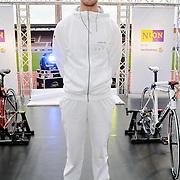 NLD/Amsterdam/20120306 - Presentatie olympisch team NUON - NOC-NSF Vattenfall, baanwielrenner Teun Mulder