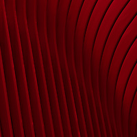 The Roll of the Red Curve - The curves softly roll bending back and forth. Creating a crevice which leads to its treasure.