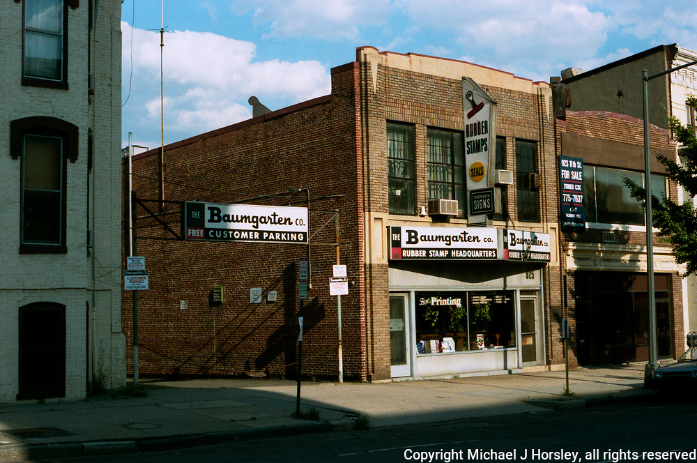 925 11th Street NW Washington DC 1987
