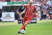 Arjen Robben (Bayern)<br /> Bremen, 26.08.2017, Fussball Bundesliga, SV Werder Bremen - FC Bayern München 0:2<br /> <br /> Norway only