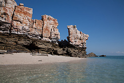 Bumpus Island is a rocky outcrop in Camden Sound on the Kimberley coast.