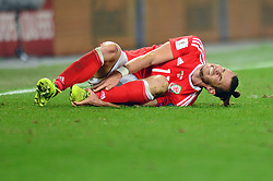 Gareth Bale of Wales goes down injured  - Mandatory by-line: Dougie Allward/JMP - 02/09/2017 - FOOTBALL - Cardiff City Stadium - Cardiff, Wales - Wales v Austria - FIFA World Cup Qualifier 2018