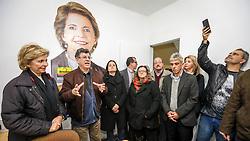 Inauguração do Comitê Yeda Crusius (PSDB/RS) em Porto Alegre, com presença de apoiadores, políticos e lideranças locais do partido. Foto: Marcos Nagelstein/ Agência Preview