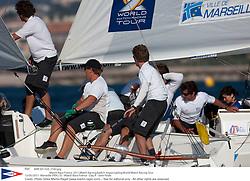 13/05/2011- Marseille (FRA,13) - Match Race France - Day 4 - Semi finals
