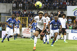 April 28, 2018 - Strasbourg, France - Sacko Insan 18; Nice.during the French L1 football match between Strasbourg (RCSA) and Nice (OGC) on April 28, 2018 at the Meinau stadium in Strasbourg, eastern France. (Credit Image: © Panoramic via ZUMA Press)
