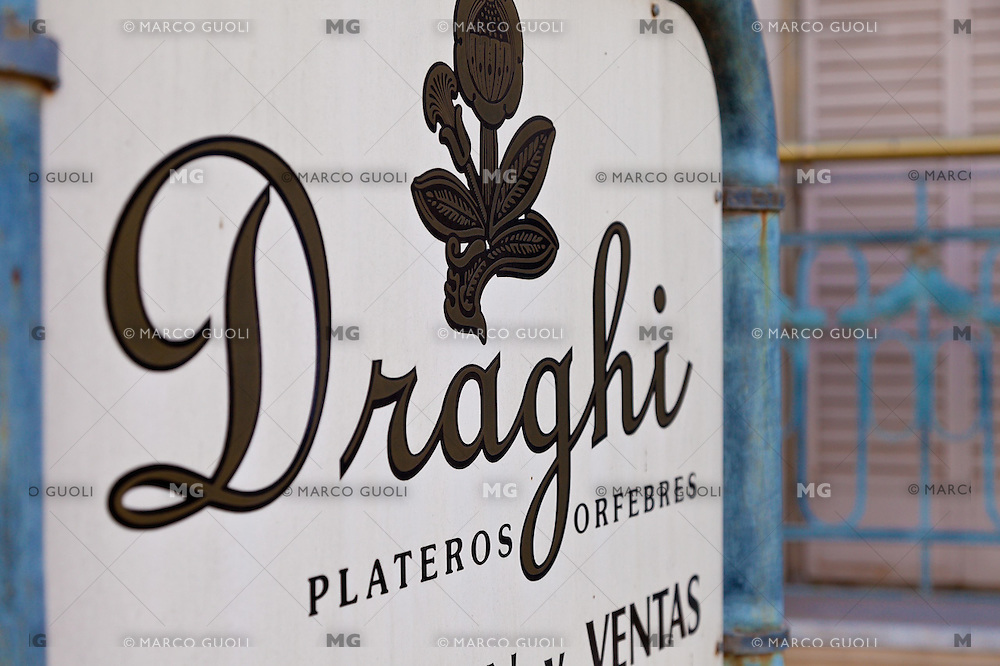 MUSEO PLATEROS ORFEBRES DRAGHI, SAN ANTONIO DE ARECO, PROVINCIA DE BUENOS AIRES, ARGENTINA (PHOTO © MARCO GUOLI - ALL RIGHTS RESERVED)
