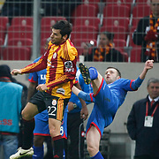 Galatasaray's Hakan BALTA during their Turkish Super League soccer match Galatasaray between Kardemir Karabukspor at the Turk Telekom Arena at Seyrantepe in Istanbul Turkey on Saturday 05 March 2011. Photo by TURKPIX