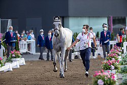 Billot Mathieu, FRA, Quel Filou 13, 335<br /> Olympic Games Tokyo 2021<br /> © Hippo Foto - Dirk Caremans<br /> 31/07/2021