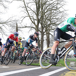 29-02-2020: Wielrennen: Ster van Zwolle: Zwolle<br />Marien Boogerd, Justin Timmerman, David Dekker
