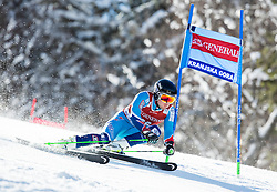 Adam Barwood (NZL) competes during 9th Men's Giant Slalom race of FIS Alpine Ski World Cup 55th Vitranc Cup 2016, on March 4, 2016 in Kranjska Gora, Slovenia. Photo by Vid Ponikvar / Sportida