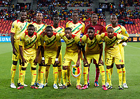 PORT ELIZABETH, SOUTH AFRICA - FEBRUARY 09, Mali team photo during the 2013 Orange African Cup of Nations 3rd and 4th Play-Off match between Mali and Ghana from Nelson Mandela Bay Stadium on February 09, 2013 in Port Elizabeth, South Africa<br /> Photo by Richard Huggard / Gallo Images