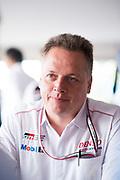 John Litjens, Project Leader<br /> TOYOTA GAZOO  Racing. <br /> Le Mans 24 Hours Race, 12th to 18th June 2017<br /> Circuit de la Sarthe, Le Mans, France.