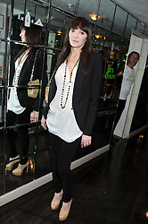 ANNABELLE NEILSON at a party to celebrate the launch of Jax Coco - a new soft drink, held at Harvey Nichols 5th Floor Bar, 109-125 Knightsbridge, London on 25th June 2012.