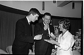 """1964 - Erin Foods Reception for launch of """"Redichips"""" at the Sybaris Club"""