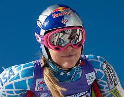 12-01-2012 SKIEN: FIS WORLD CUP: CORTINA<br /> Pista Olympia delle Tofane, Training Lindsey Vonn (USA)<br /> **NETHERLANDS ONLY** <br /> ©2012-FotoHoogendoorn.nl/EXPA/Johann Groder