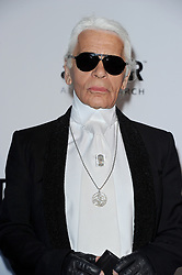 """60th Cannes Film Festival - """"L'Age des tenebres"""" Closing Night Ceremony. Palais des Festivals, Cannes, France. May 27, 2007. 27 May 2007 Pictured: Karl Lagerfeld. Photo credit: AXELLE/BAUER-GRIFFIN / MEGA TheMegaAgency.com +1 888 505 6342"""