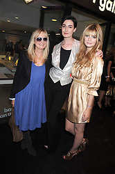 Left to right, model TWIGGY LAWSON, model ERIN O'CONNOR and actress MISCHA BARTON at the opening of 'The House of Viktor & Rolf' an exhibtion of designs by Viktor & Rolf held at The Barbican Art Gallery, Silk Sytreet, London on 17th June 2008.<br /><br />NON EXCLUSIVE - WORLD RIGHTS