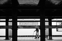 Rector Street subway station, New York City