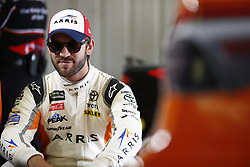 June 1, 2018 - Long Pond, Pennsylvania, United States of America - Daniel Suarez (19) hangs out in the garage during practice for the Pocono 400 at Pocono Raceway in Long Pond, Pennsylvania. (Credit Image: © Justin R. Noe Asp Inc/ASP via ZUMA Wire)