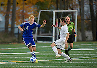 NHIAA Division III semi final soccer Gilford v Hopkinton.  Karen Bobotas for the Laconia Daily Sun
