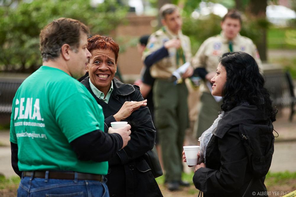 Love Your Park Week 2016<br /> Fairmount Park Conservancy<br /> May 10, 2016