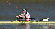 Caversham  Great Britain.<br /> Rowan LAW,<br /> 2016 GBR Rowing Team Olympic Trials GBR Rowing Training Centre, Nr Reading  England.<br /> <br /> Tuesday  22/03/2016 <br /> <br /> [Mandatory Credit; Peter Spurrier/Intersport-images]