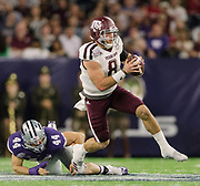 Dec 28, 2016: Texas A&M Aggies vs Kansas State Wildcats in the Texas Bowl at NRG Stadium by Thomas Campbell for the 12th Man Foundation