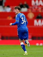 Football - 2021 / 2022 Pre-Season Friendly - Manchester United vs Everton - Old Trafford - Saturday 7th August 2021<br /> <br /> Nathan Broadhead of Everton, at Old Trafford.<br /> <br /> COLORSPORT/ALAN MARTIN
