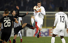 Partizan v Young Boys -  23 November 2017