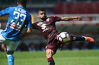 Tomas Rincon <br /> Torino 23-09-2018 Stadio Olimpico Grande Torino Football Calcio Serie A 2018/2019 Torino - Napoli Foto Image Sport / Insidefoto