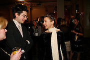 LIONEL SHRIVER AND CASPIAN DENNIS, 17th Annual Book Awards, hosted by richard and Judy. grosvenor House. London. 29 March 2006. ONE TIME USE ONLY - DO NOT ARCHIVE  © Copyright Photograph by Dafydd Jones 66 Stockwell Park Rd. London SW9 0DA Tel 020 7733 0108 www.dafjones.com