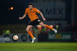 Wolves midfielder David Edwards   - Photo mandatory by-line: Mitchell Gunn/JMP - Tel: Mobile: 07966 386802 01/04/2014 - SPORT - FOOTBALL - Broadhall Way - Stevenage - Stevenage v Wolverhampton Wanderers - League One