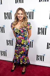 Nov. 13, 2018 - Nashville, Tennessee; USA - LUCIE SILVAS attends the 66th Annual BMI Country Awards at BMI Building located in Nashville.   Copyright 2018 Jason Moore. (Credit Image: © Jason Moore/ZUMA Wire)