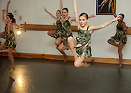 Pine Bush, New York  - Dancers from the Mitchell Performing Arts Center perform during the Community Country Christmas 2011 celebration on Dec. 3, 2011.