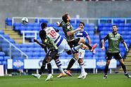 Reading v Colchester United 050920