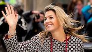 Queen Máxima attends Wednesday, February 4th in Utrecht Social Powerhouse Symposium Serious Social V