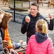 NLD/Biddinghuizen/20160306 - Hollandse 100 Lymphe & Co 2016, Pr. Maurits en ..............