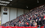 Full house at Bramall Lane during the English League One match at Bramall Lane Stadium, Sheffield. Picture date: December 26th, 2016. Pic Simon Bellis/Sportimage