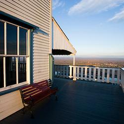 Skinner Mountain House, Skinner State Park, Hadley, Massachusetts.