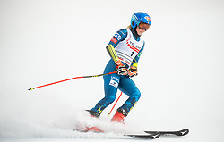 Mikaela Shiffrin (USA) during 2nd Run of Ladies' Giant Slalom at 57th Golden Fox event at Audi FIS Ski World Cup 2020/21, on January 17, 2021 in Podkoren, Kranjska Gora, Slovenia. Photo by Vid Ponikvar / Sportida