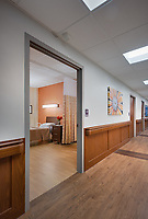 Future Care Lochearn Senior Care facility interior photo by Jeffrey Sauers of Commercial Photographics, Architectural Photo Artistry in Washington DC, Virginia to Florida and PA to New England