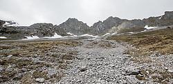 THEMENBILD - durch die Region in und um Innsbruck führen zahlreiche Wanderwege und -routen für alle Zielgruppen. Vom Familienwanderweg bis zu hochalpinen Touren ist für alle Naturbegeisterten etwas dabei. Im Bild die Nordkette // The region in and around Innsbruck lead numerous hiking trails and routes for all target groups. From the family hiking trail to high alpine tours, there is something for all nature enthusiasts. Innsbruck, Austria on2017/05/21. EXPA Pictures © 2017, PhotoCredit: EXPA/ Jakob Gruber
