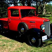 1936 International C-1 Pick up Truck