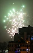 Noc Sylwestrowa w Białymstoku - 31.12.2020