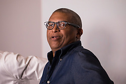 """Director Reginald Hudlin, participated in a Q&A after the advance screening of the movie """"Marshall"""",  a biography about a young Thurgood Marshall, the first African-American Supreme Court Justice. Previewed on day four of the NAACP's 108th Annual Convention, at the Landmark Theater, in Baltimore, MD. on July 25, 2017. (Photo by Cheriss May) *** Please Use Credit from Credit Field ***"""
