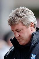 Photo: Glyn Thomas.<br />Aston Villa v Birmingham City. The Barclays Premiership. 16/04/2006.<br /> Birmingham's manager Steve Bruce.